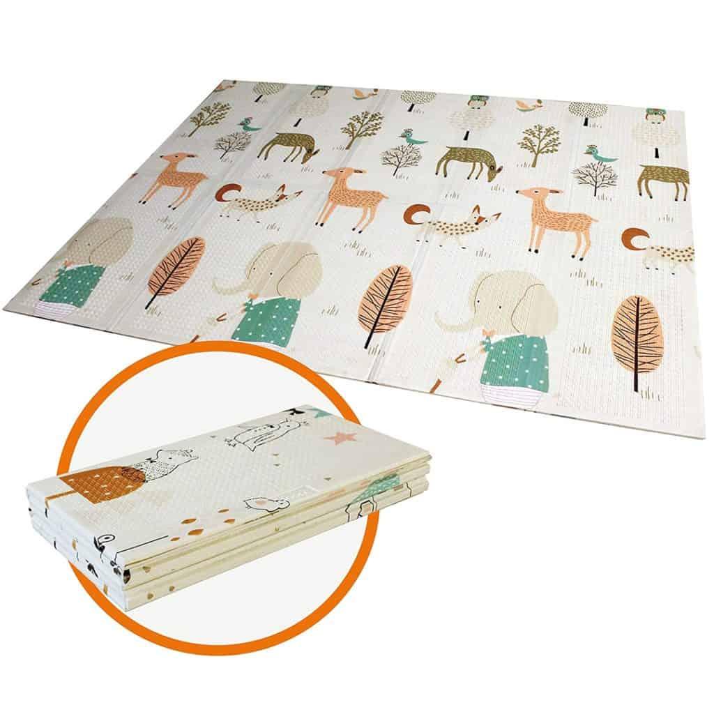 Baby Folding mat Play mat Extra Large Foam play mat