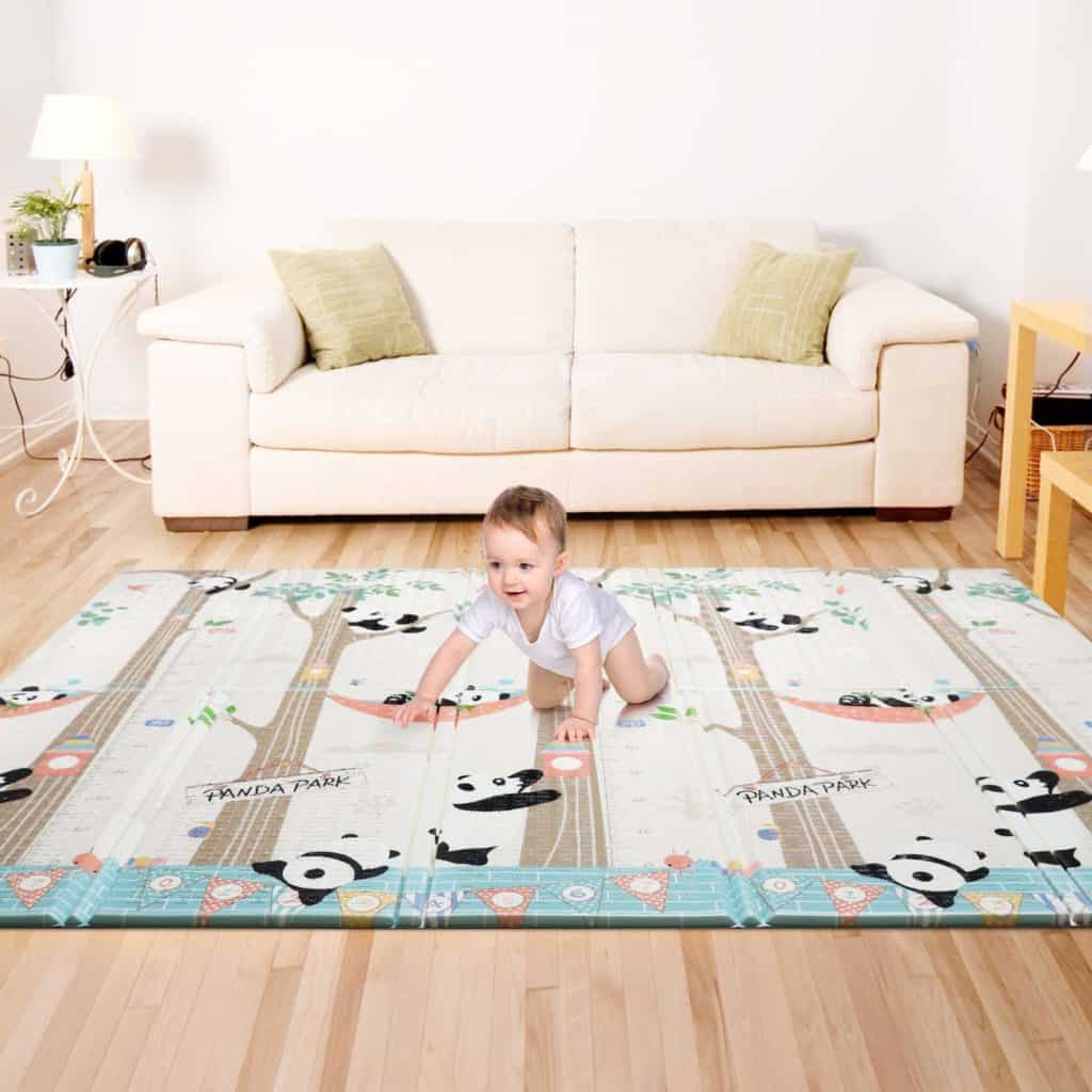 Folding Baby Care Baby Play mat