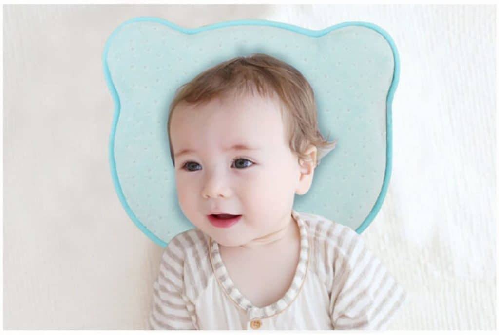 Hidetex Baby Pillow – Preventing Flat Head Syndrome