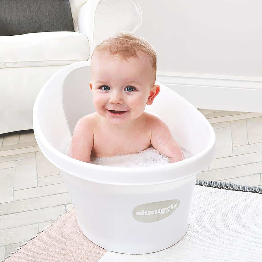 Shnuggle Baby Bath Tub – Compact Support Seat