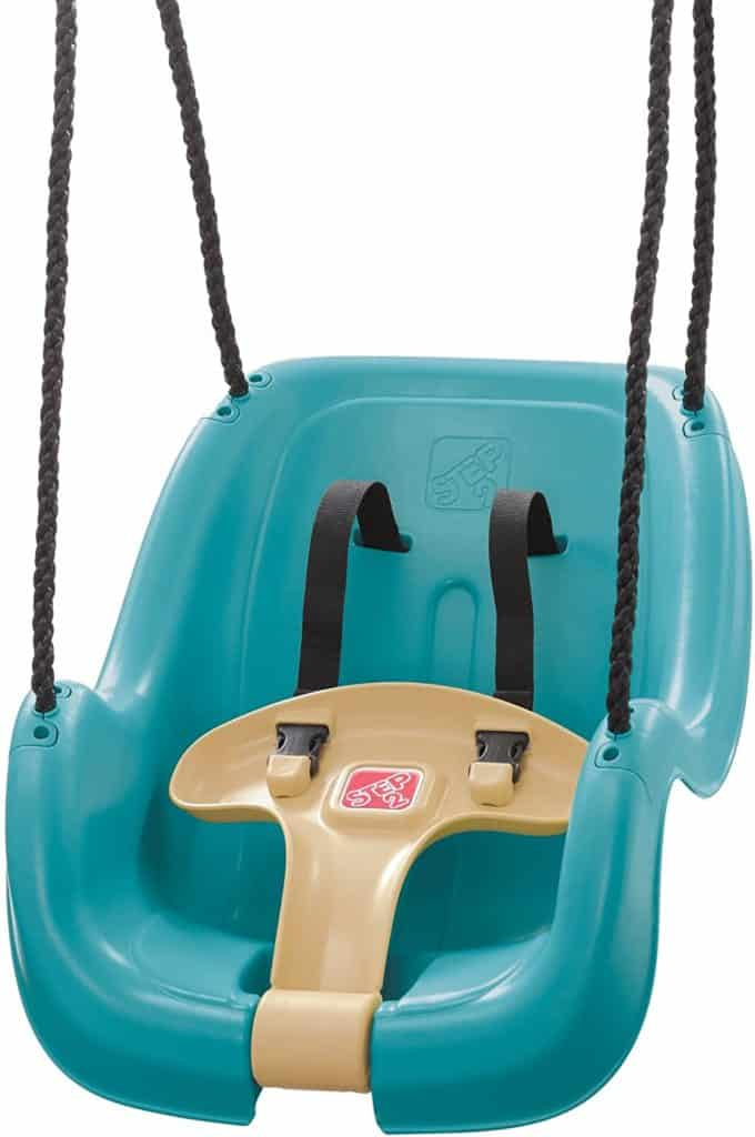Step 2 Infant to the toddler swing seat