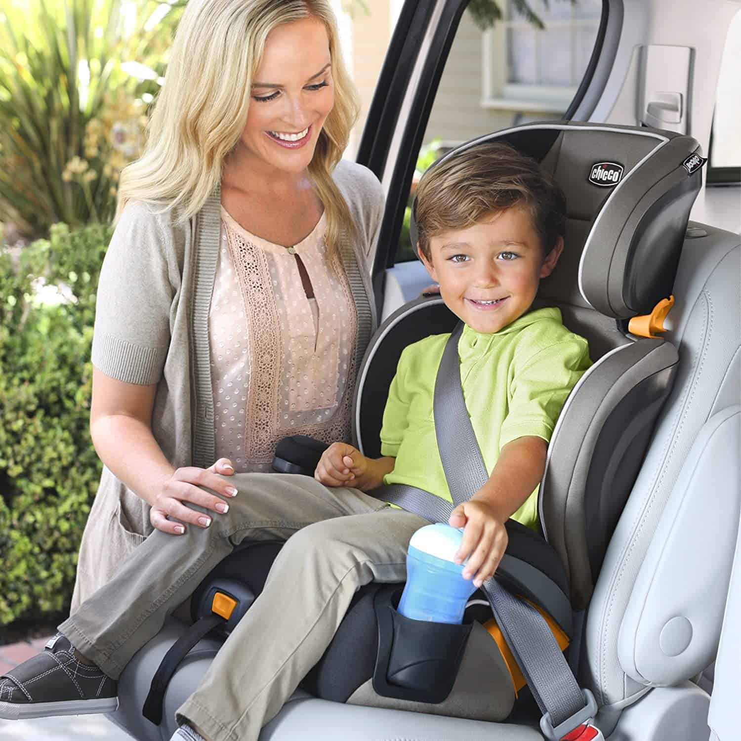 Best narrowest booster car seats