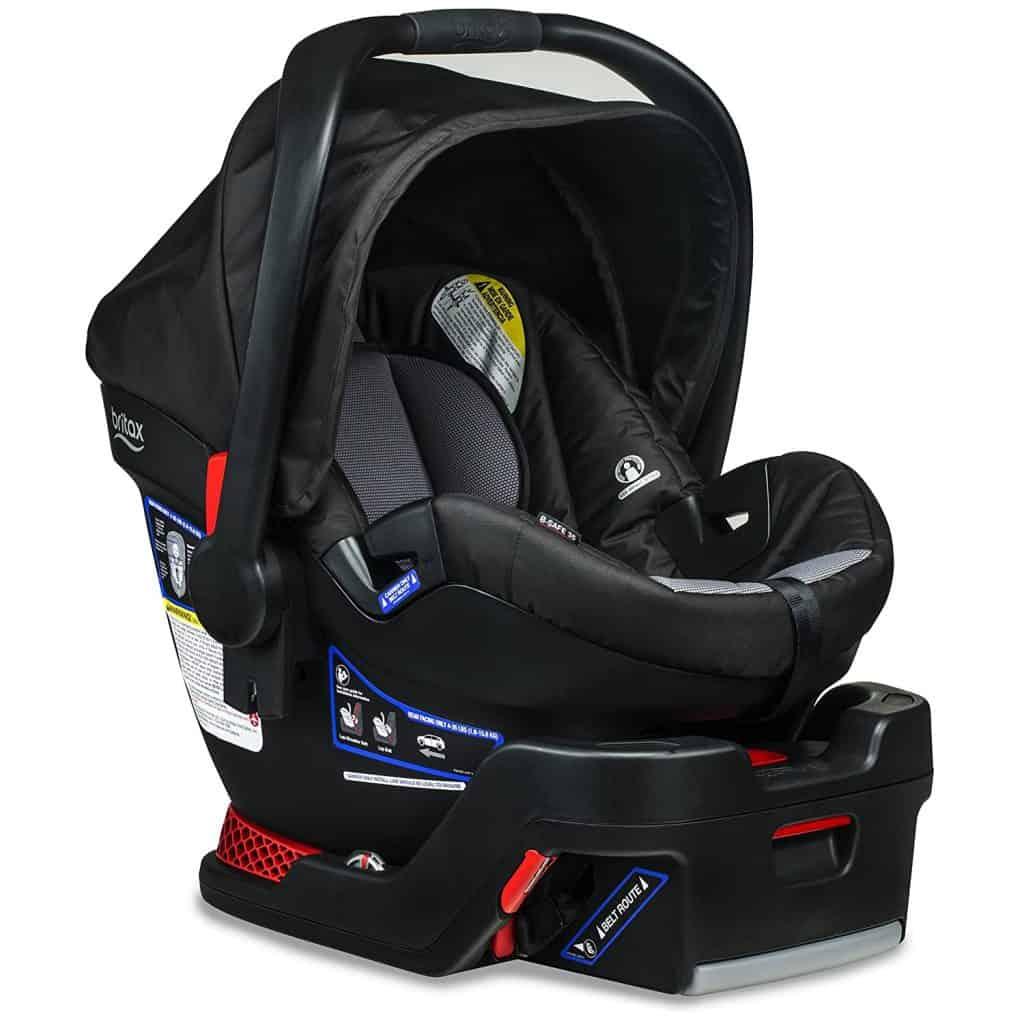 Britax B-Safe 35 Best Baby Car Seat
