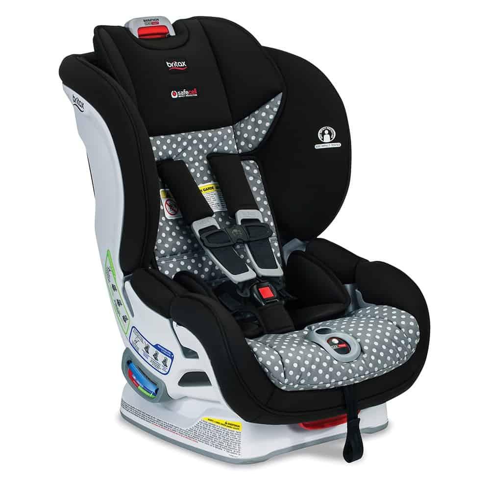 Britax ClickTight Convertible Best Baby Car Seat