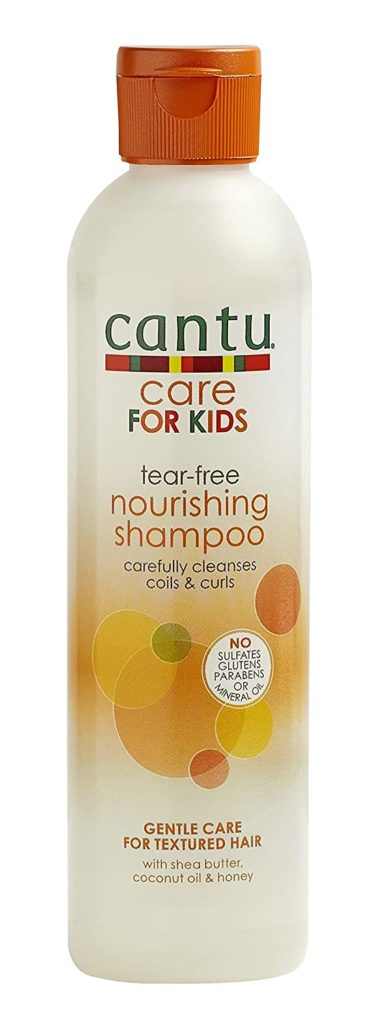 Cantu Care for Kids Tear-Free Nourishing Shampoo for textured hair