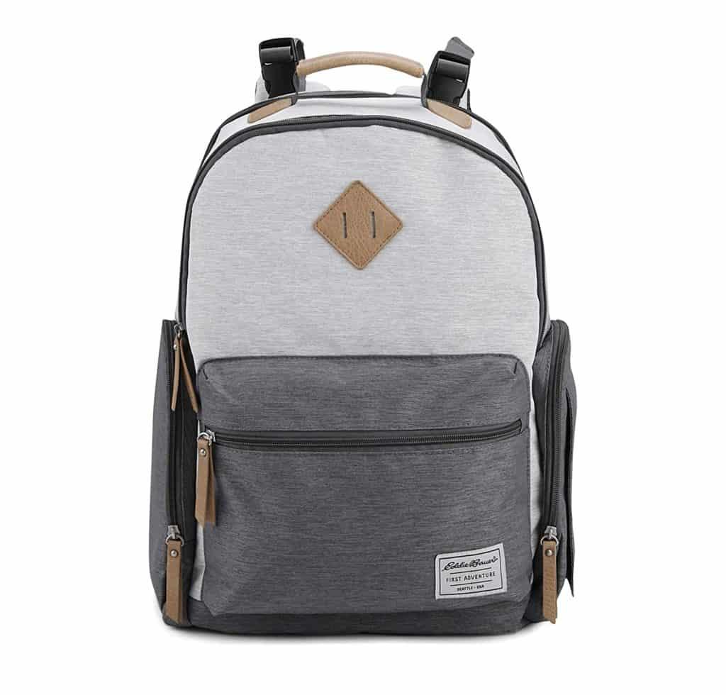 Eddie Bauer Terrain Diaper Backpack