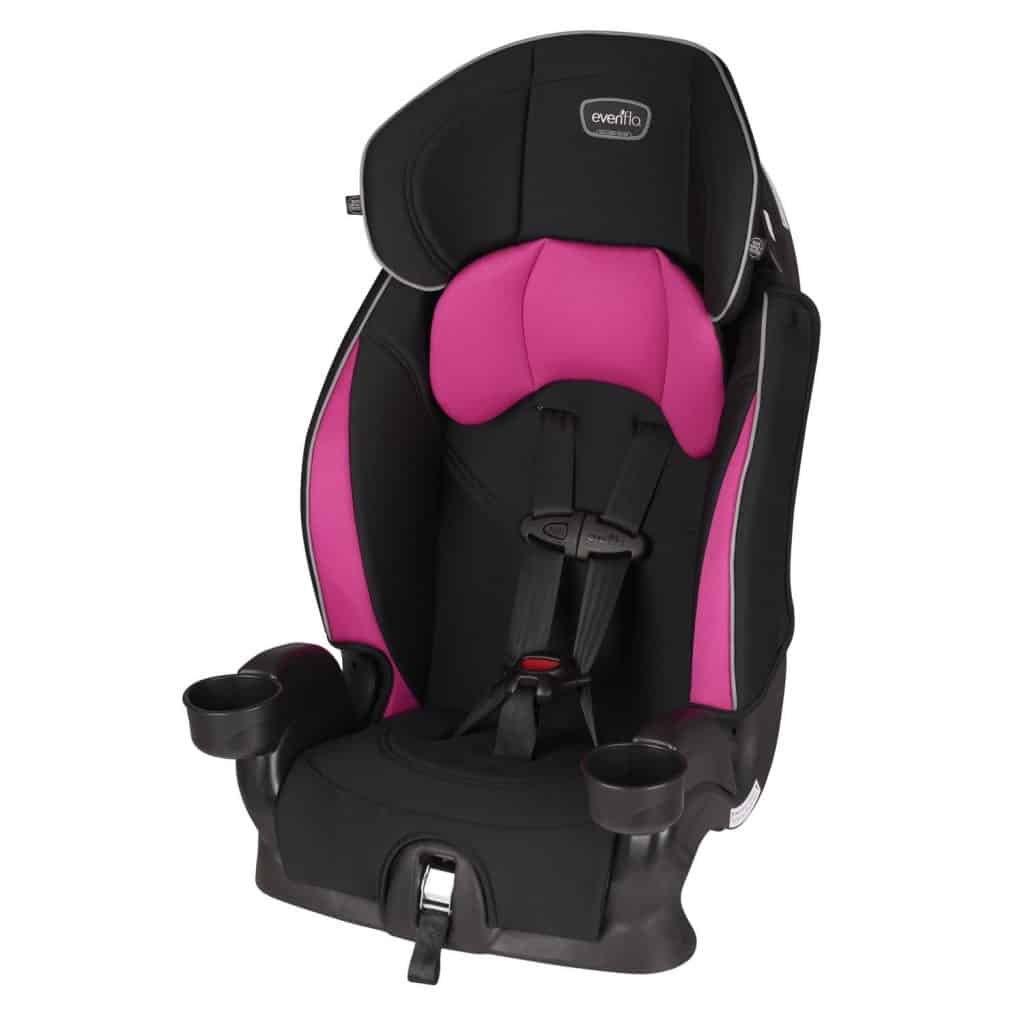 Evenflo Maestro Sports Booster Best Baby Car Seat