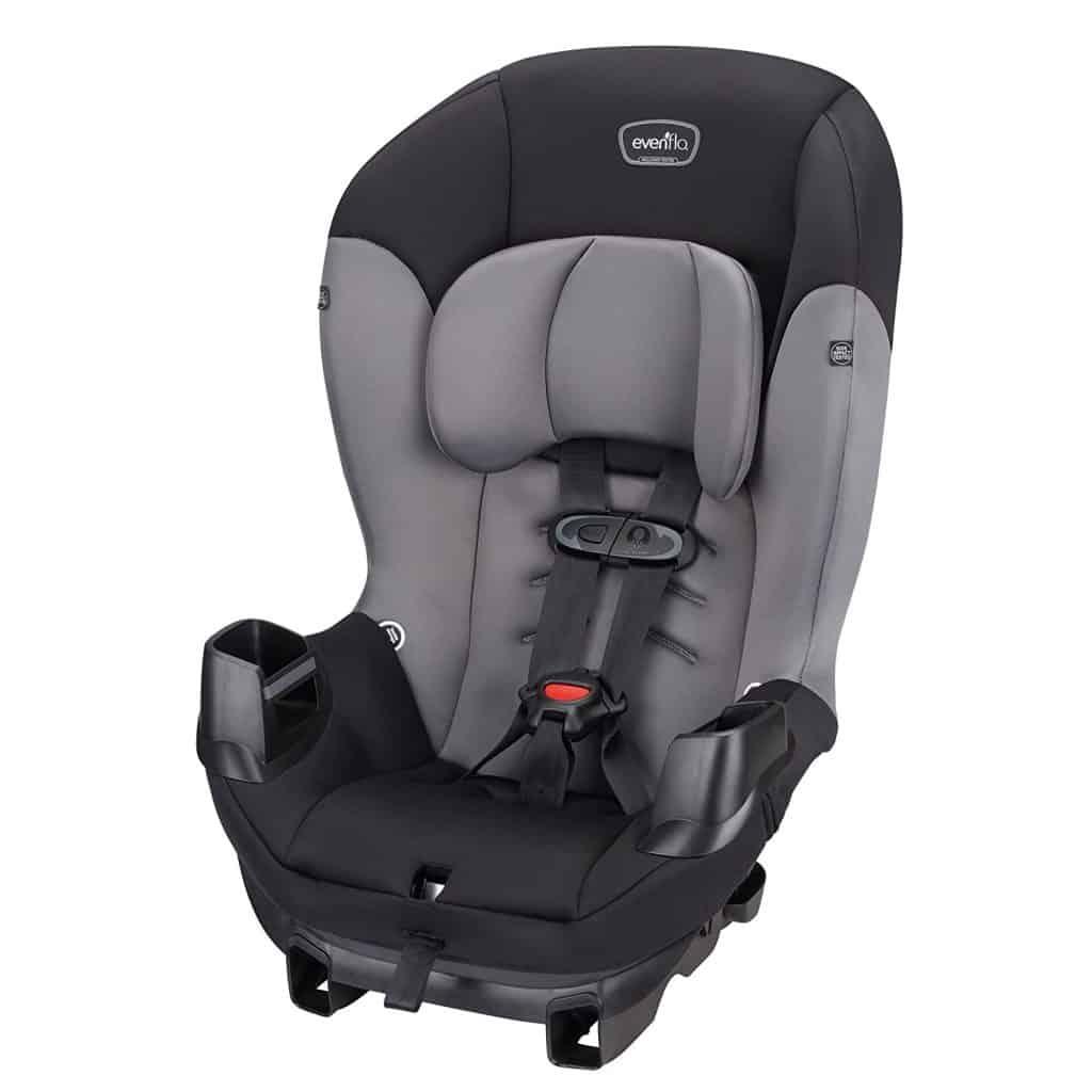 Evenflo Sonus Convertible Best Baby Car Seat