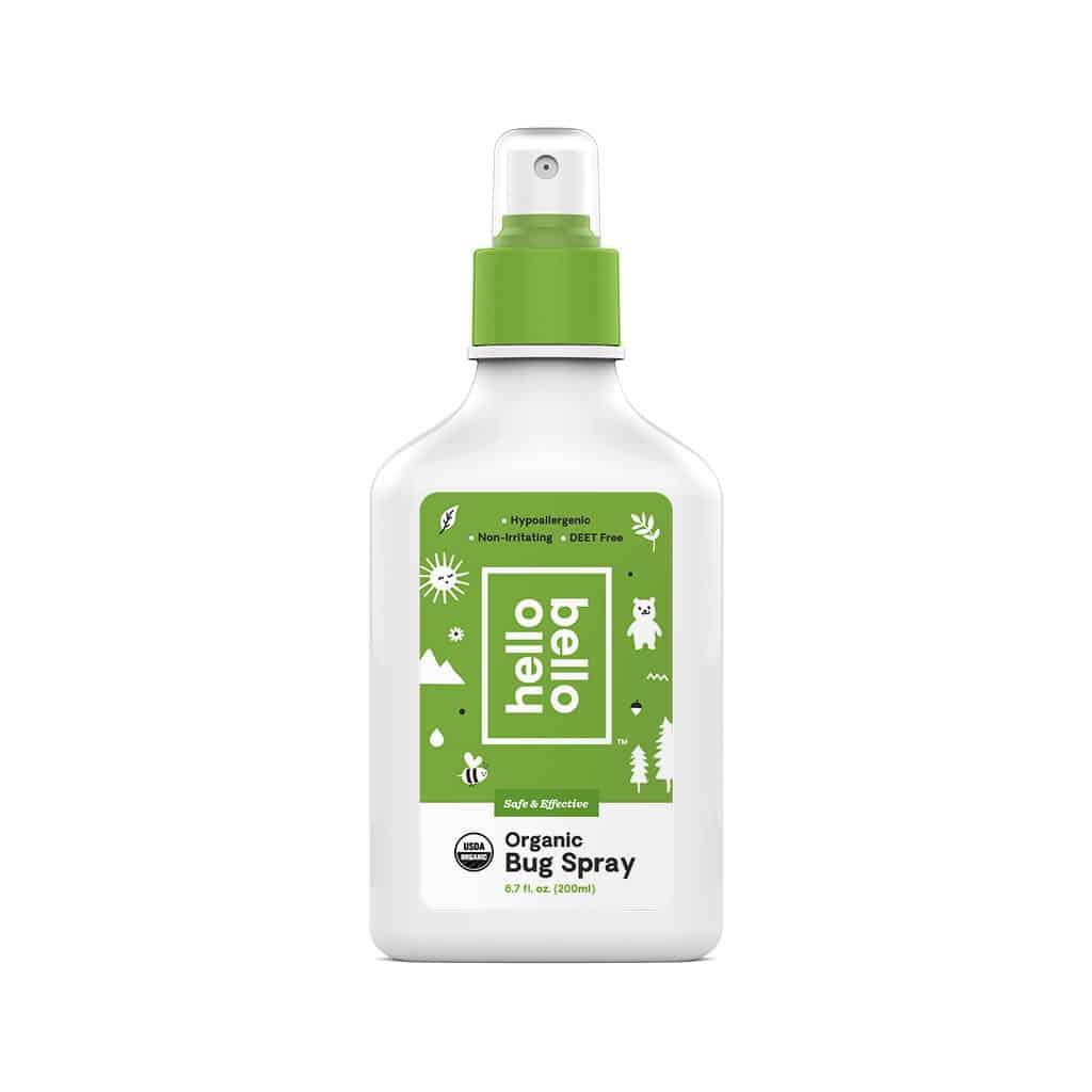 Hello Bello Organic Bug Spray