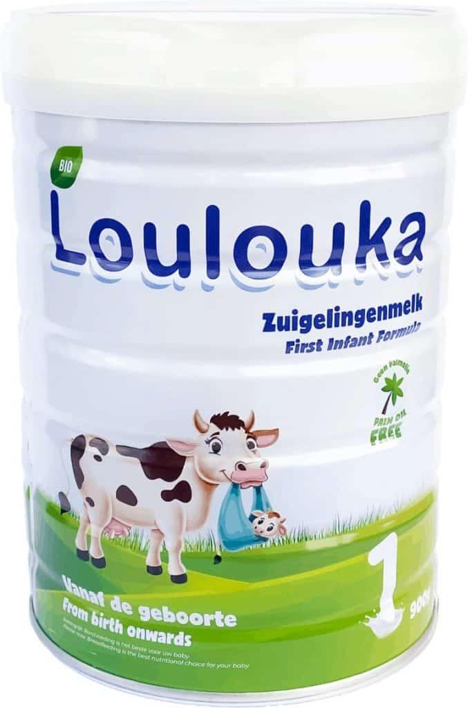 Loulouka Stage Organic Baby Formula- Best Organic Baby Formula