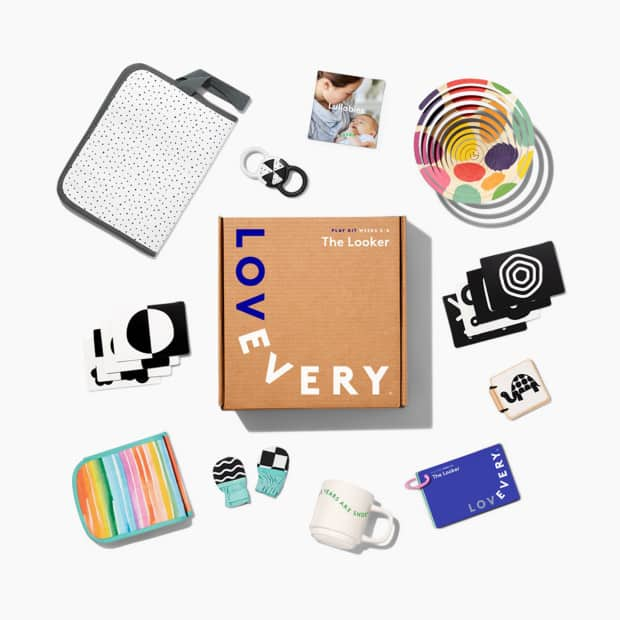 Montessori-Friendly Toy Subscription, Lovevery The Play Kits Subscription