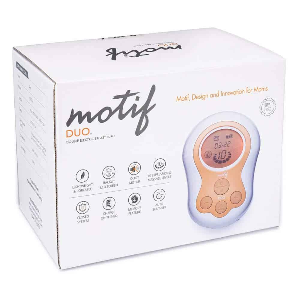 Motif Duo Breast Pump