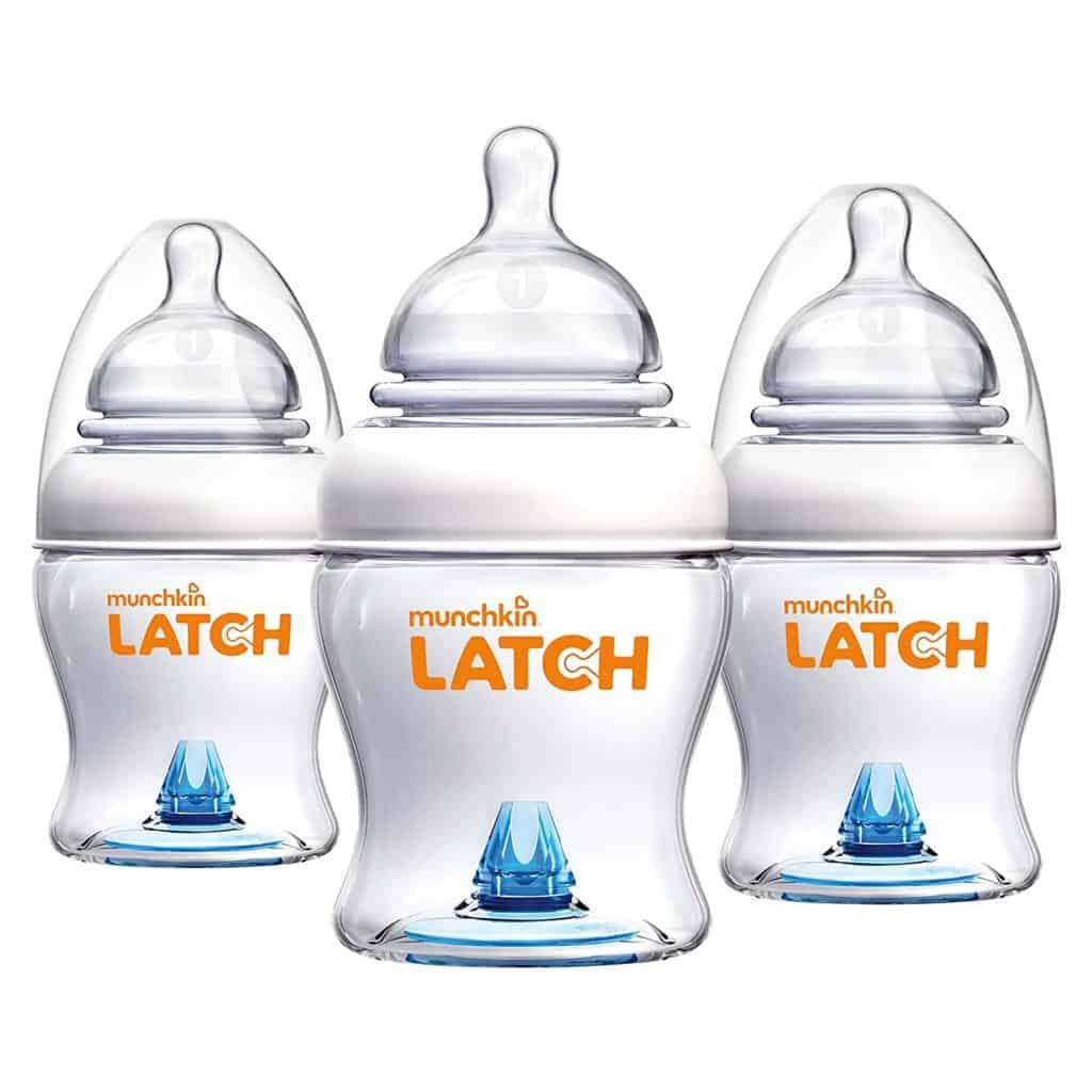 Munchkin Latch Baby Bottles