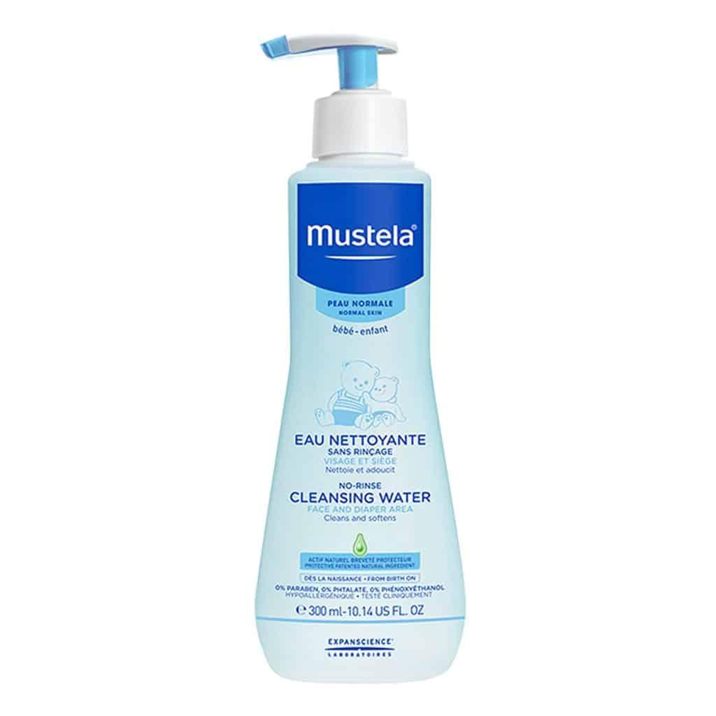 Mustela No-Rinse Cleansing Water