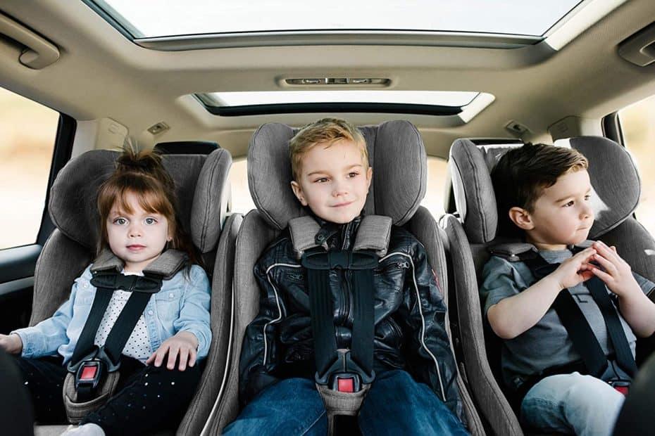 Narrowest Infant Convertible Car Seats