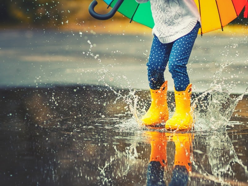 Top Ten Rain Boots for Toddlers