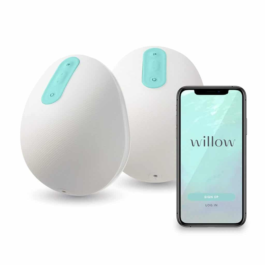 Willow Wearable Breast Pump Parenthoodbliss