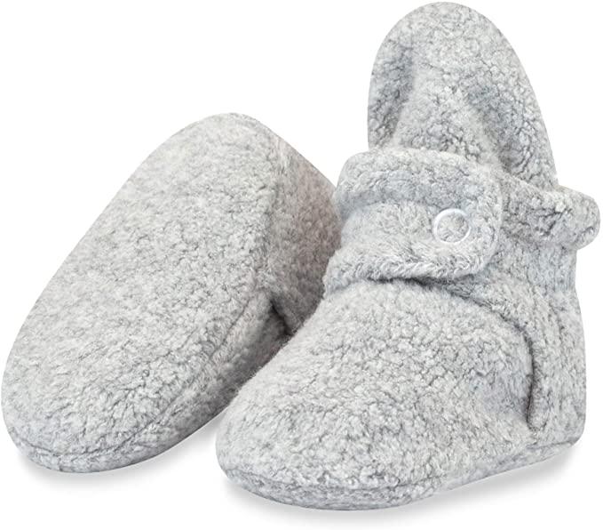 Zutano Cozie Fleece Booties
