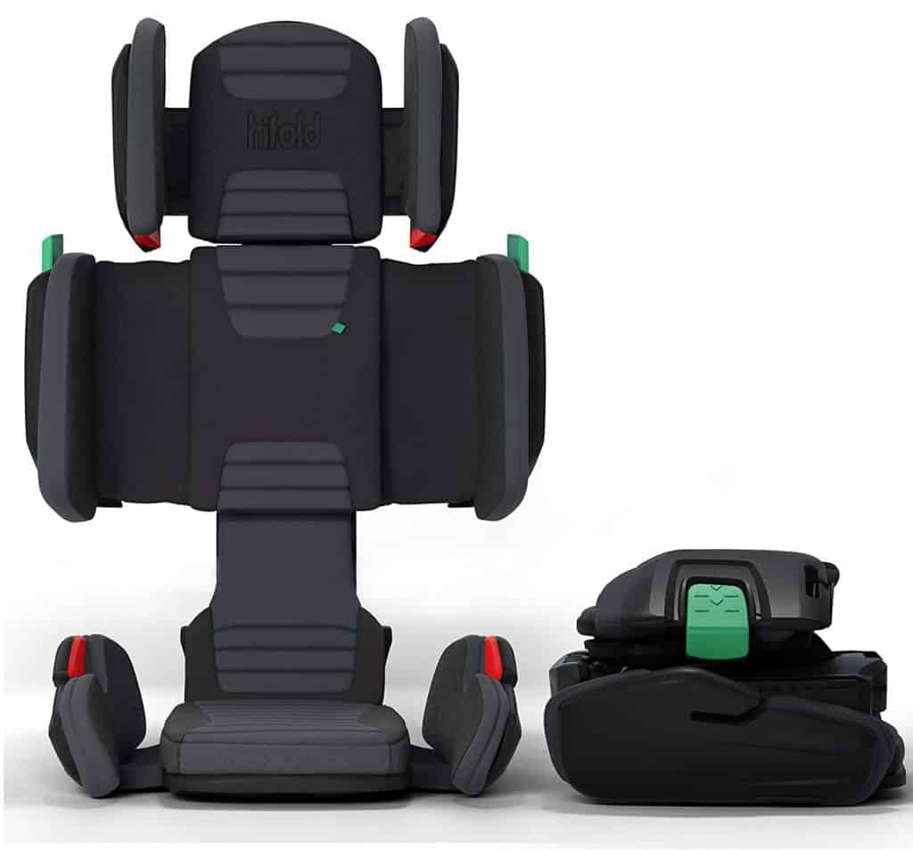 hifold Fit-and-Fold Highback Booster Car Seat
