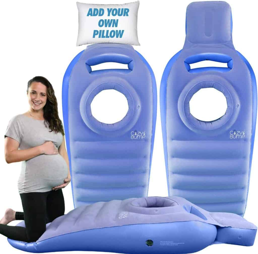Back and Bump Pregnancy Bed