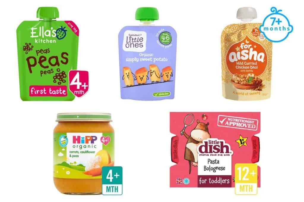 Best Baby Food to Introduce Baby to Solids