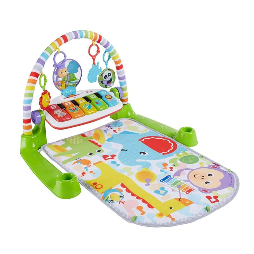 Fisher-Price Kick and Piano Gym Toy