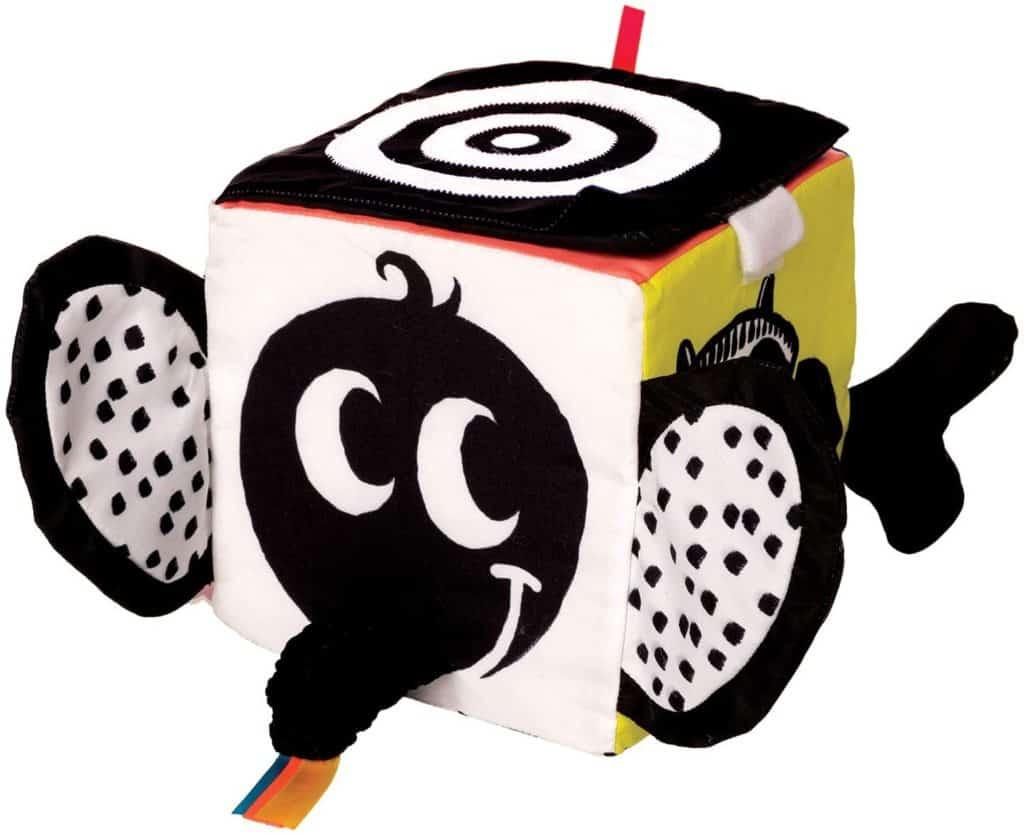 Manhattan Toy Wimmer-Ferguson Learning Cube
