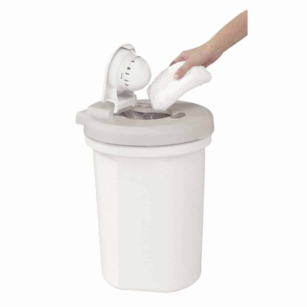 Safety First Easy Saver Diaper Pail; Best Diaper Pail