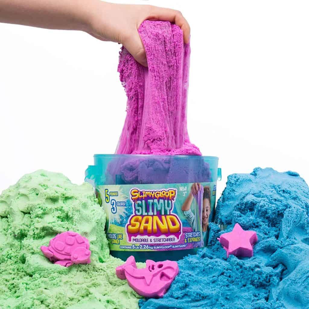 SlimySand Bucket