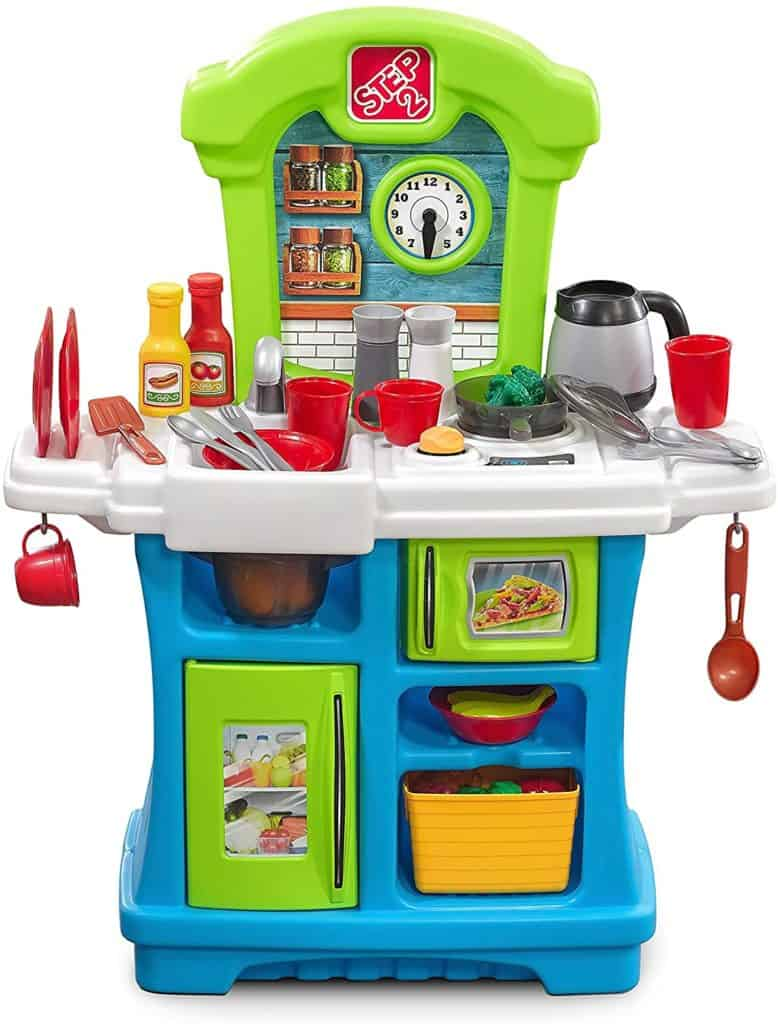 Step2 Little Cooks Kitchen