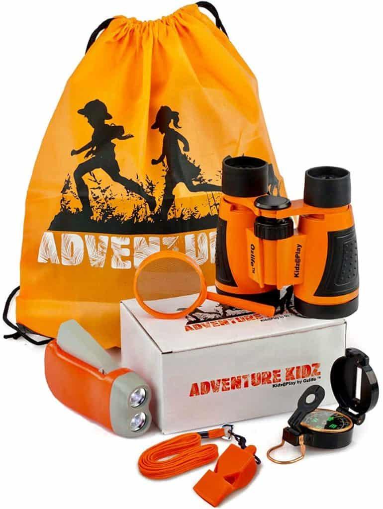 Adventure Kidz – Outdoor Exploration Kit