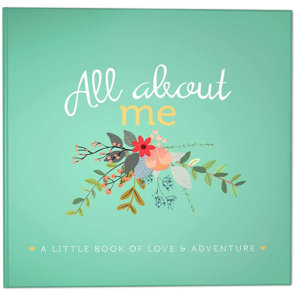 All about me by Ruby Roo
