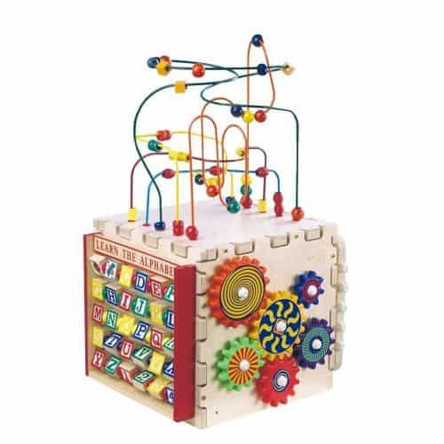Anatex Deluxe Mini Play Cube
