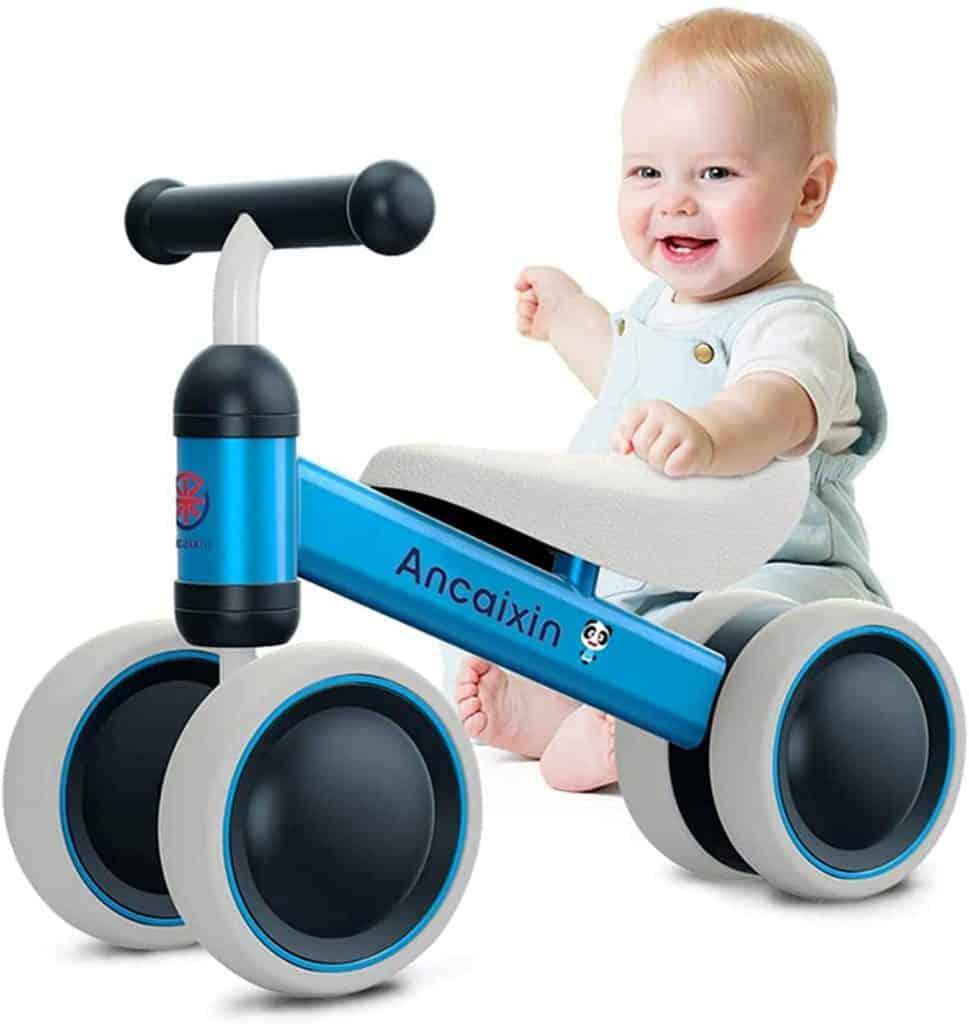 Ancaixin Baby Balance Bike, 6-24 months