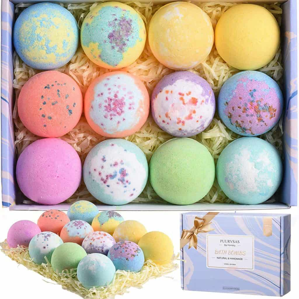 Aromatic Bath Bomb Or Candle With Hidden Jewel Inside