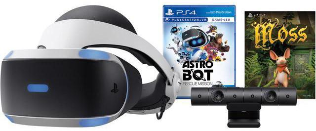 Astro Mission Rescue Bot PlayStation VR