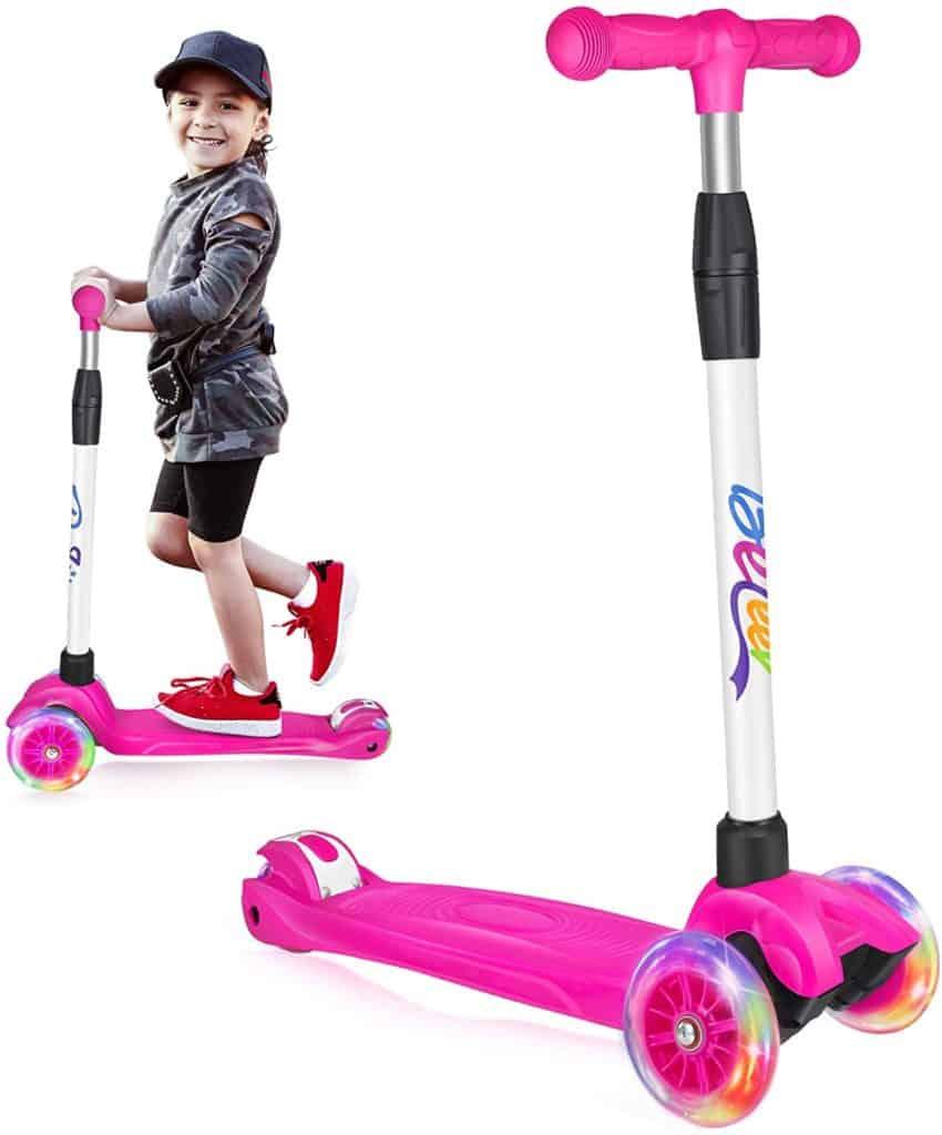 BELEEV 3 Wheel Scooter