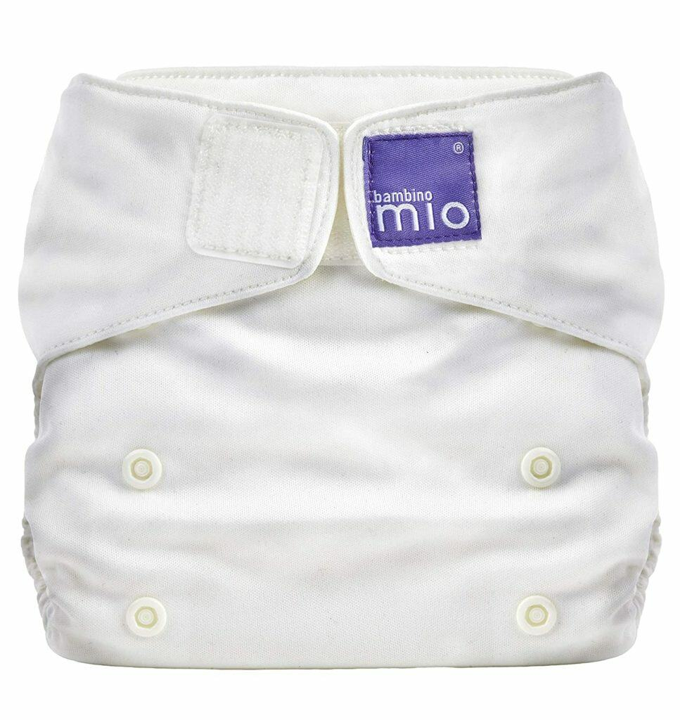 Bambino Mio Miosolo All-In-One Reusable Cloth Diaper