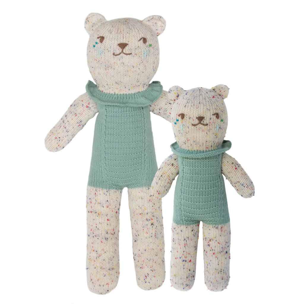 Blabla Kids Tweedy Bear Blueberry Doll