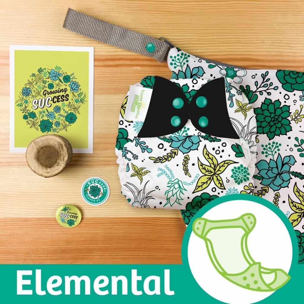 BumGenius All-in-One Cloth Diaper