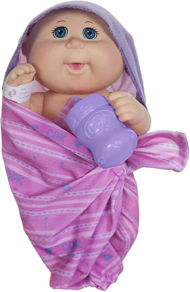 Cabbage Patch Kids Soothe Time Newborn Baby Doll