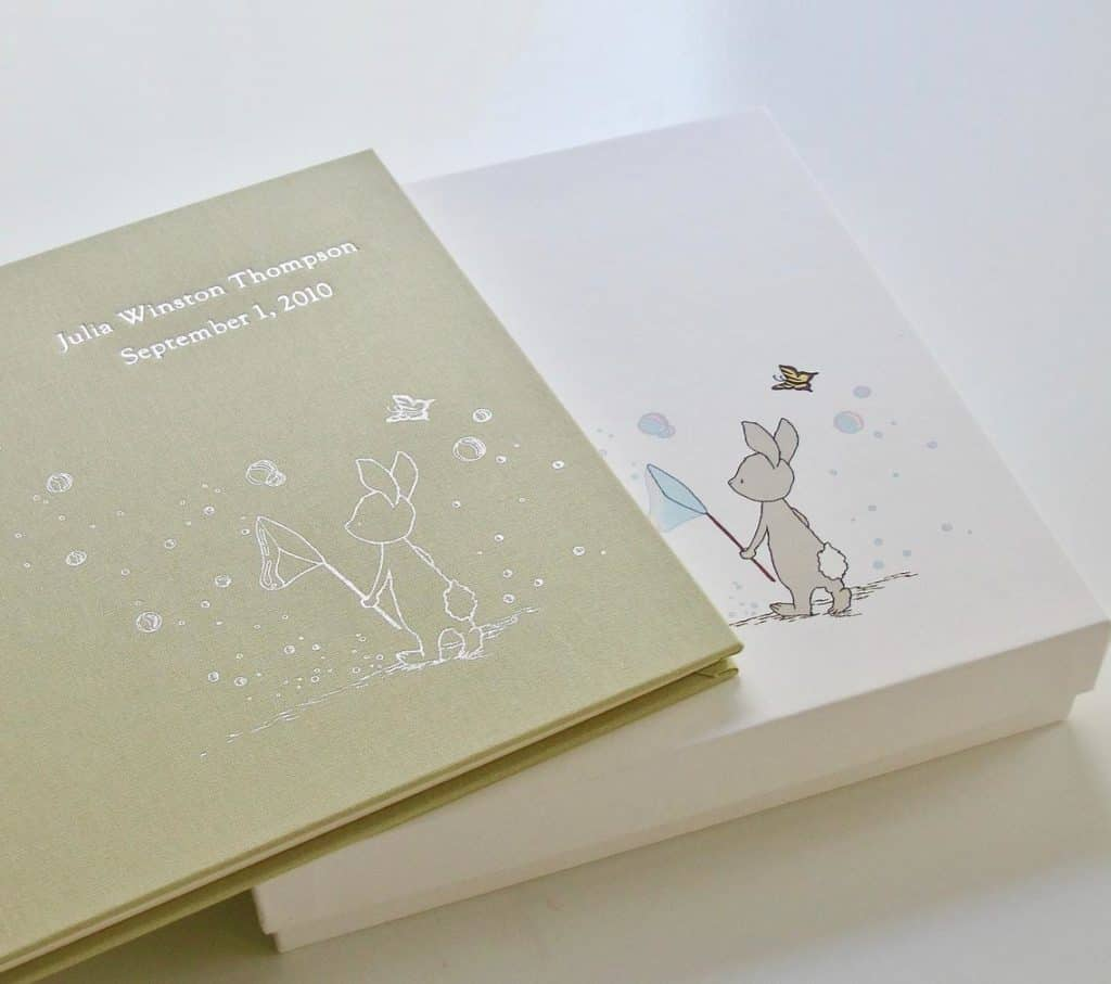 Echo Baby Memory Book