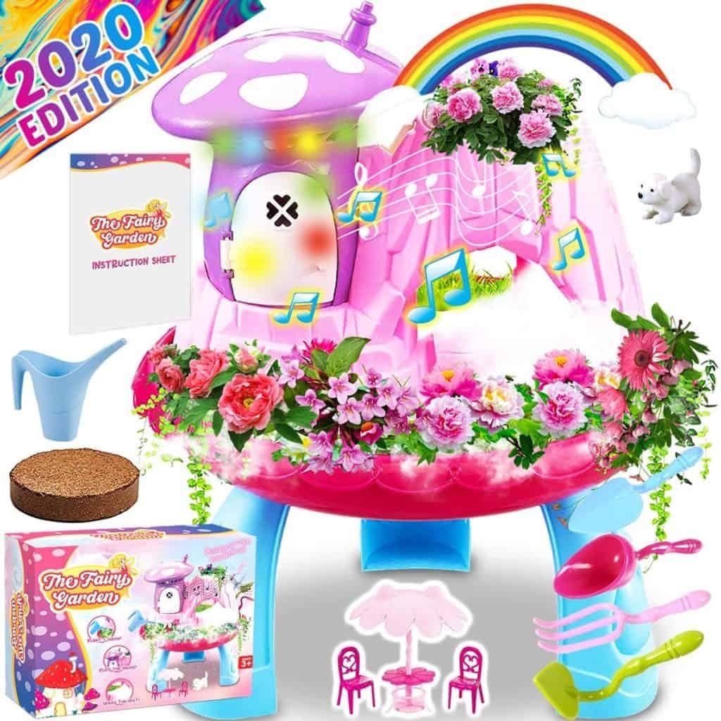 Fairy garden craft kit