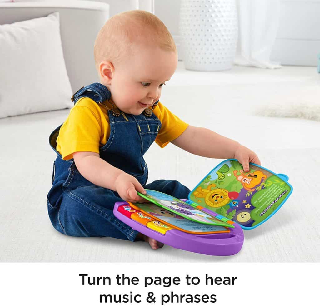 Fisher-Prince Laugh & Learn Storybook Rhymes