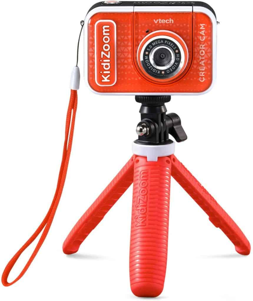 For the in-house 'influencer' VTech KidiZoom Creator Cam
