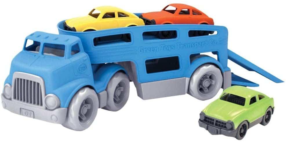Green Toys Car Carrier Set