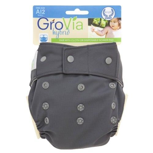GroVia Hybrid Diaper Parenthoodbliss