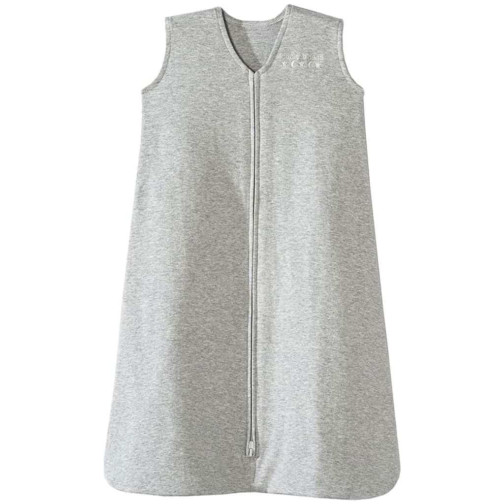Halo wearable cotton sleepsack blanket