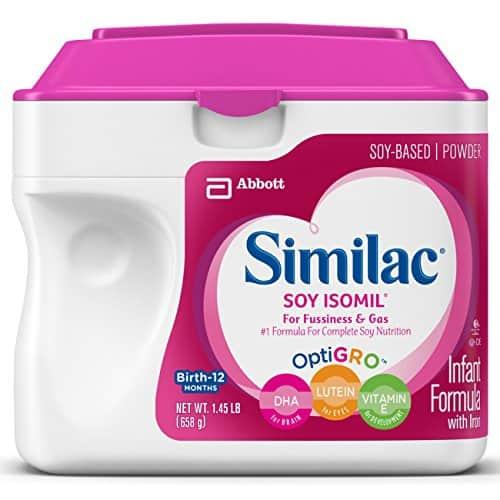 Isomil Advance Soy Infant Formula