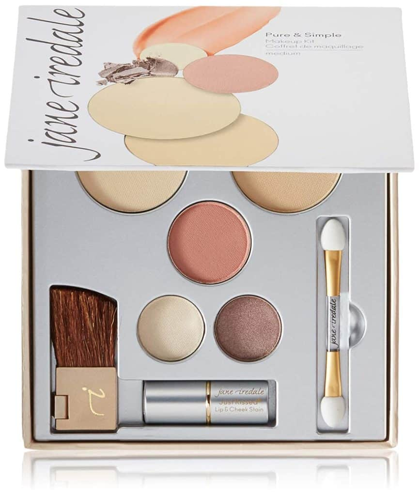 Jane Iredale Pure & Simple Makeup Kit